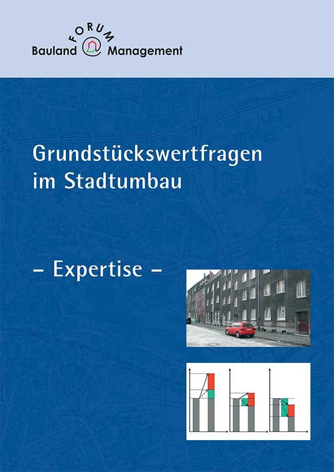 Grundstückswertfragen im Stadtumbau