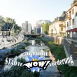 Wettbewerb 50 Jahre Städte-WOW-Förderung in NRW