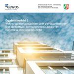 Neue Wohnungsmarktprognose für NRW